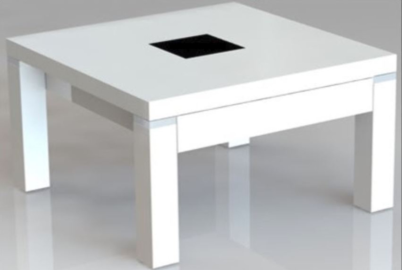 Cassidy Lamp Table With Drawer High Gloss White My Furniture Store Furniture And Bedding Super Store Australia