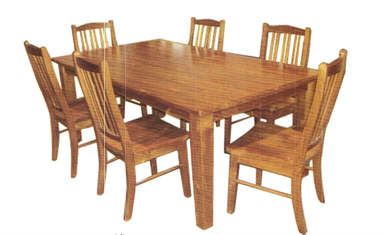 Tapered Leg Square Dining Table Only 1500 L X 1500 W Not As