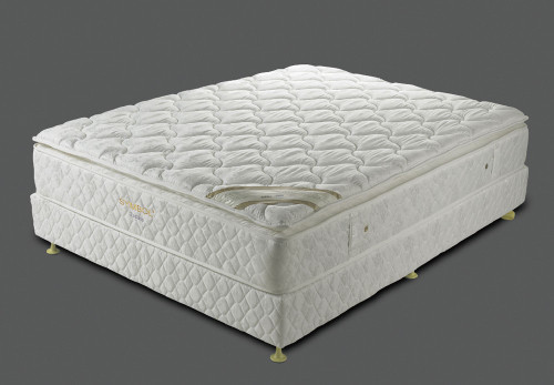 DOUBLE ECSTASY FIRM ENSEMBLE (BASE & MATTRESS) - FIRM