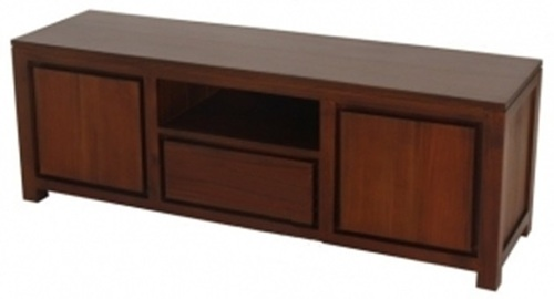 AMSTERDAM 2 DOOR 1 DRAWER  ENTERTAINMENT UNIT ( SB 201 TA)  -900(H) x 1200(W) -  ASSORTED COLOURS