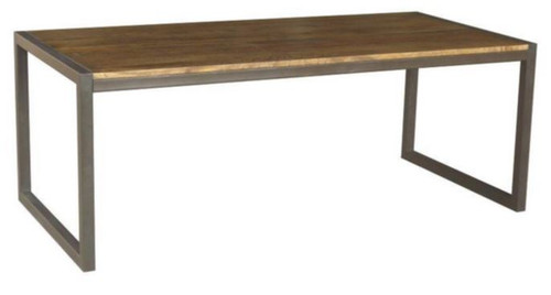 CONTEMPO (WOCN-001) DINING TABLE ONLY 2100(L) X 1000(W) - ANTIQUE NATURAL