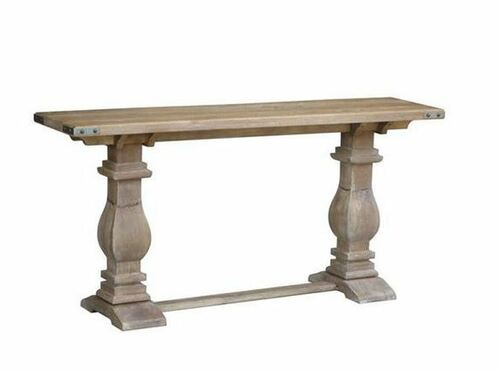 UTAH (UT-004) CONSOLE TABLE - 765(H) X 1600(W) X 400(D) - HONEY WASH
