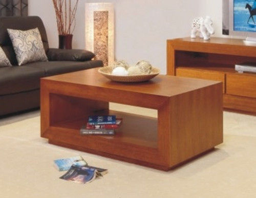 ELKE COFFEE TABLE - 1200(W) X 700(D) - ASSORTED COLOURS