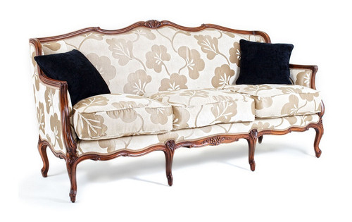 ADELLA (CHL007A) 3 SEATER CHAISE LOUNGE / SOFA