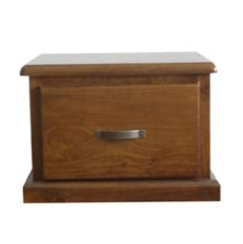 CENTURY LAMP TABLE (CFFLT) - NUTMEG (#216)