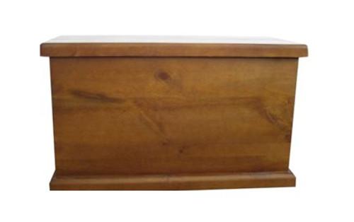 CENTURY SMOOTH BLANKET BOX (CFFBB) 1100(W) x 520(D) - NUTMEG (#216)