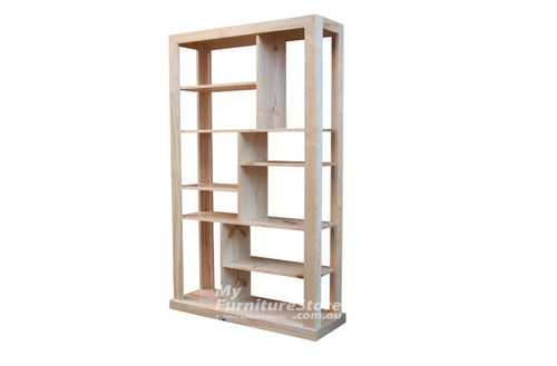 Solid Timber Bookcases Online Furniture Bedding Store