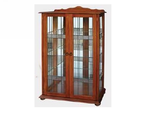CLASSIC 920 CRYSTAL DISPLAY UNIT - BLACKWOOD (1203)  OR WALNUT (1204)