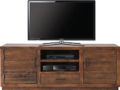 AUCKLAND  TV UNIT (3326) -700(H) X 1820(W)- SMOKEY GUM