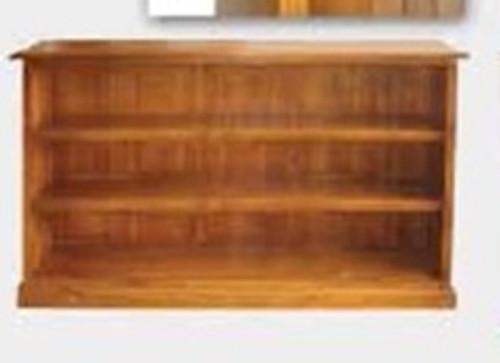 LA 3X5 BOOKCASE - BLACKWOOD (1023) OR WALNUT (1145) - 900(H) X 1500(W)