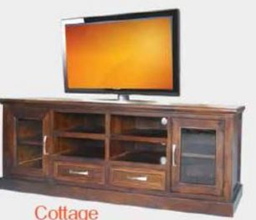COTTAGE TV UNIT - (1898) - 680(H) x 2000(W)
