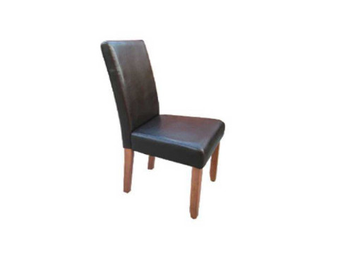 RAY FRENCH  DINING CHAIR  - WALNUT / BROWN ONLY