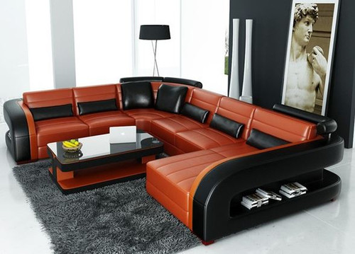 MILANO (G1071) RIGHT CHAISE  LOUNGE SUITE