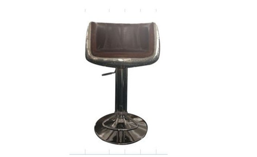 FANO (2018) 1 SEATER FULL LEATHER BAR STOOL WITH FLUSH SOCKET