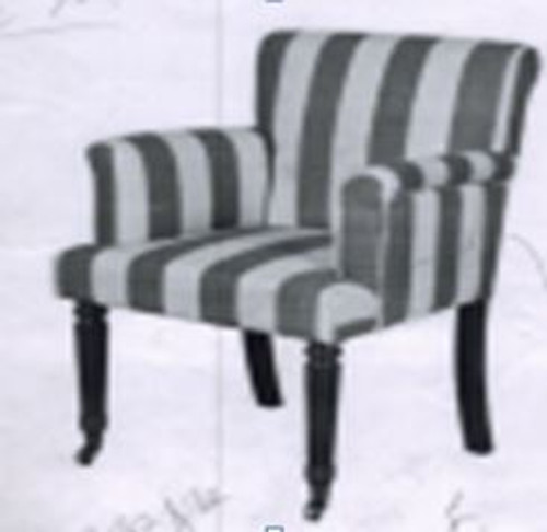 TODI (2030) 1 SEATER  CHAIR  -  FULL LEATHER