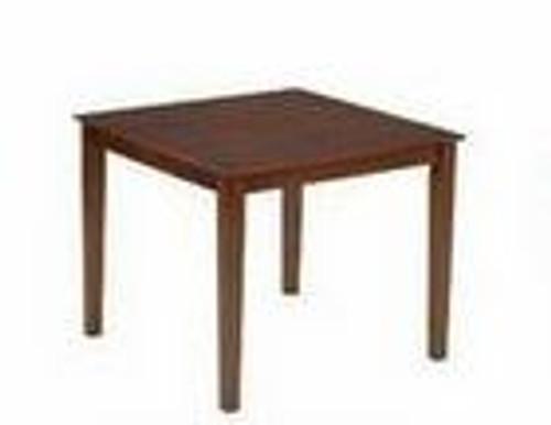 OXFORD SQUARE DINING TABLE - (MODEL T530) - 900(L) X  900(W) - ANTIQUE OAK