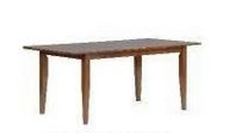 T570  PICCADILLY EXTENSION TABLE  - 1500/1800(W) X 900(D) - ANTIQUE OAK