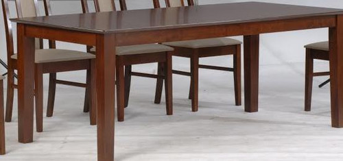 T580  PARK MALL TABLE  - 1950(L) X 950(W) - ANTIQUE OAK