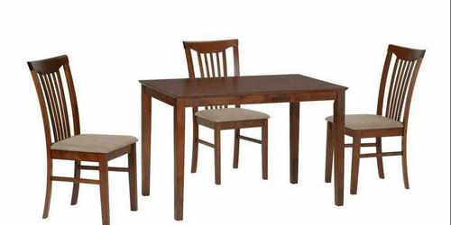 BOND 5 PIECE DINING SUITE - 1120(L) x 720(W) - ANTIQUE OAK