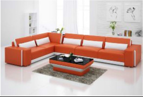 CHANCY (G8019B)  3 SEATER + 2 SEATER + 1 SEATER  LOUNGE + COFFEE TABLE  - CHOICE OF LEATHER AND ASSORTED COLOURS AVAILABLE