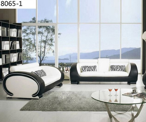 ANGEL (8065-1) 2 SEATER + 2 SEATER  LOUNGE  - ASSORTED COLOURS