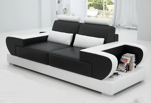 MUREX (G8003D) 3 SEATER  ONLY  - CHOICE OF LEATHER AND ASSORTED COLOURS AVAILABLE