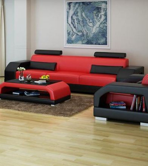ROLDERMO (G8001) 3 SEATER   LEATHER SOFA - CHOICE OF LEATHER AND ASSORTED COLOURS AVAILABLE