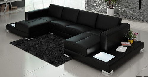 DANTAS  CHAISE LOUNGE( MODEL-A1110E) - CHOICE OF LEATHER AND ASSORTED COLOURS AVAILABLE