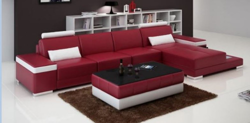 FILA  BONDED LEATHER CHAISE LOUNGE ( MODEL-G1103C) - CHOICE OF LEATHER AND ASSORTED COLOURS AVAILABLE
