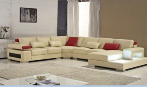 DOREMI  LEATHER  CHAISE LOUNGE (MODEL- G1085) - CHOICE OF LEATHER AND ASSORTED COLOURS AVAILABLE
