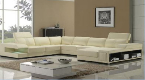 BACOLI  LEATHER  CHAISE LOUNGE (MODEL- G1076) - CHOICE OF LEATHER AND ASSORTED COLOURS AVAILABLE