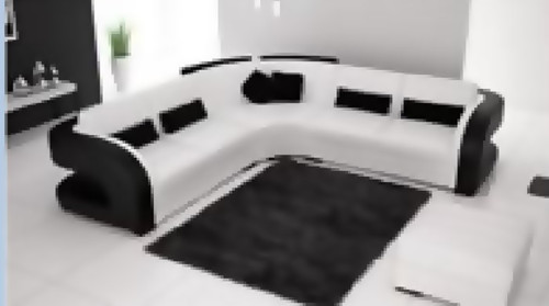 CHESIL II LEATHER CORNER  LOUNGE (MODEL- G1071B) - CHOICE OF LEATHER AND ASSORTED COLOURS AVAILABLE