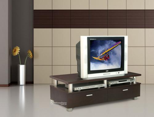 METRO TV PLATFORM -370(H) X 1120(W)  - WALNUT