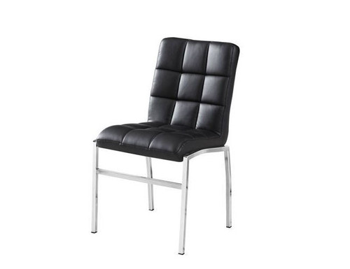 FELICIA DINING CHAIR (MODEL - UDC142)  - BLACK