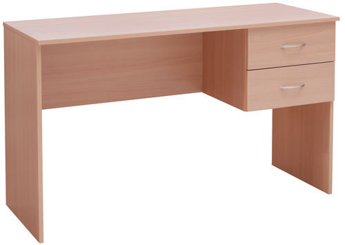 CONGO - 1200(W) X 550(D) -  DESK - OAK