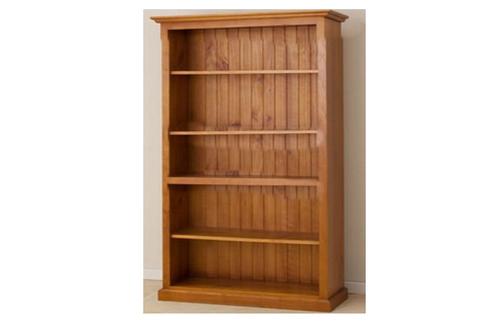 AUSSIE  CL 6 x 3 ADJUSTABLE  BOOKCASE -  1800(H) X 900(W) (LOCAL MADE) - ASSORTED COLOURS