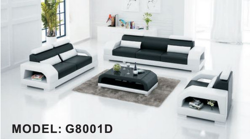 ROLDERMO  3 SEATER + 2 SEATER + 1 SEATER LOUNGE  SUITE WITH  COFFEE TABLE - CHOICE OF LEATHER AND ASSORTED COLOURS AVAILABLE