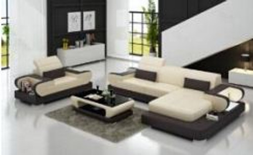GENISTRA LEATHERETTE  CHAISE LOUNGE ( MODEL-G8002E) - CHOICE OF LEATHER AND ASSORTED COLOURS AVAILABLE (MADE TO ORDER))