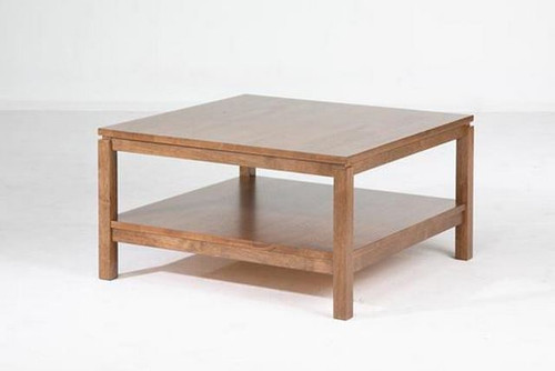 CUBIST (VCT-015) COFFEE TABLE -800(W) X 800(D) -  NATURAL