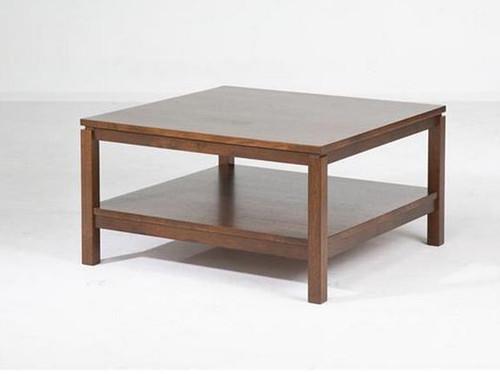 CUBIST (VCT-015) COFFEE TABLE -   800(W) X 800(D) -   LIGHT HONEY