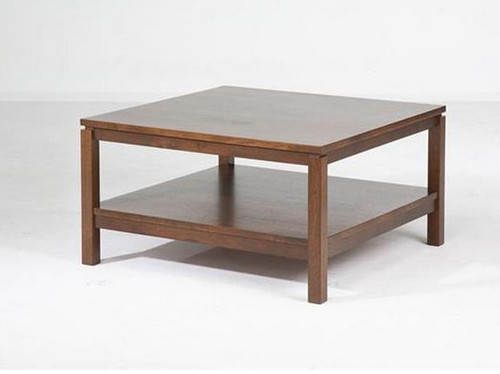 CUBIST (VCT-015) COFFEE TABLE -   800(W) X 800(D) -   LIGHT HONEY
