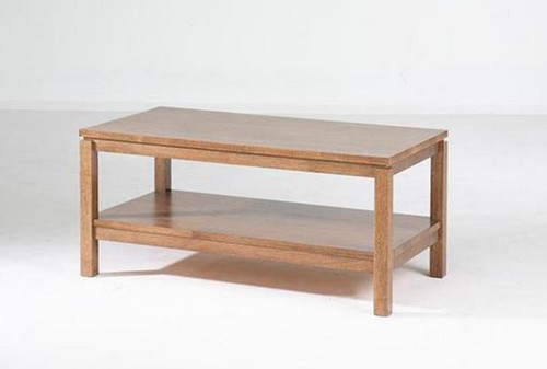 CUBIST (VCT-002) COFFEE TABLE - 960(W) X 500(D)- NATURAL