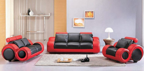 FLEMINGS  (A1163D) 3S + 2S + 1S LOUNGE SUITE - ASSORTED COLOURS