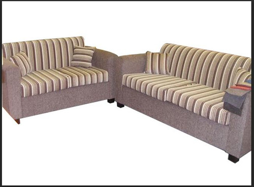 CARY 2.5 SEATER + 2 SEATER  FABRIC  LOUNGE  SUITE - ASSORTED COLOURS