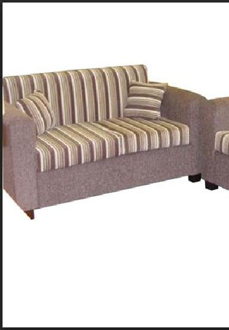CARY 2 SEATER FABRIC SOFA - ASSORTED COLOURS