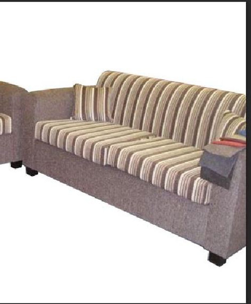 CARY 3 SEATER  FABRIC  SOFA - ASSORTED COLOURS
