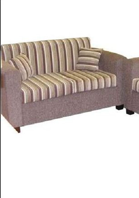 CARY 2.5 SEATER  FABRIC FOLD OUT SOFA BED - ASSORTED COLOURS
