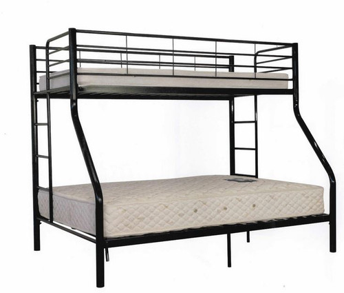DARWIN  TRIO BUNK BED -  BLACK