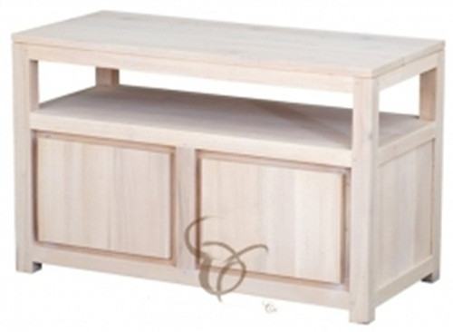 ARMSTERDAM (TV 200 TA )2 DOOR TV STAND -600(H) x 970(W) -  WASHED