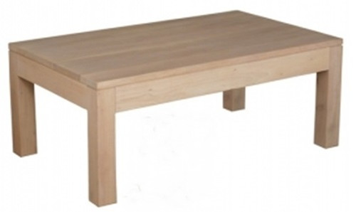 AMSTERDAM COFFEE TABLE (CT 000 TA) - 400(H) X 1000(W) X 600(D)-  WASHED